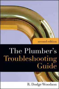 The Plumber's Troubleshooting Guide (book cover)