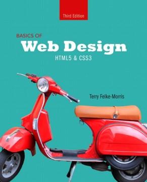 Basics of Web Design: HTML5 & CSS3 (Cover art)