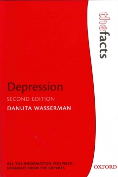 Cover image for Depression, part of The Facts series