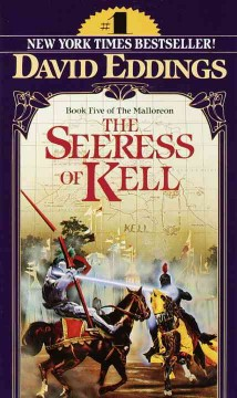 The Seeress of Kell by David Eddingings