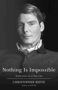 Book cover for Nothing is Impossible: Reflections on a New Life