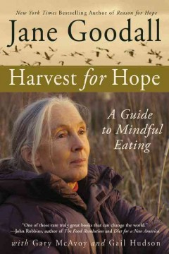 Book cover for Harvest for Hope: A Guide to Mindful Eating
