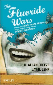 Book cover for The Fluoride Wars