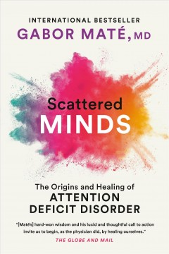 Cover image for Scattered Minds. URL leads to catalogue record.