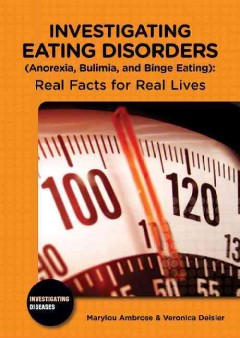 Book cover for Investigating Eating Disorders
