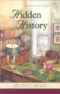 Book Cover: Hidden History by Melody Carlson