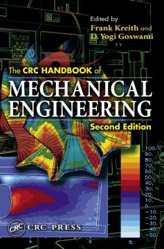 Cover art for CRC handbook of Mechanical Engineering