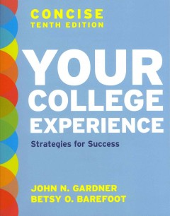 Book cover for Your College Experience: Strategies for Success