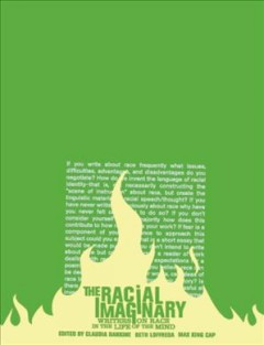 Lime green background with light yellow flames coming from the bottom of the page. The title and authors are written in the same color lime green text. There is also a block of text in the light yellow color against the green background.
