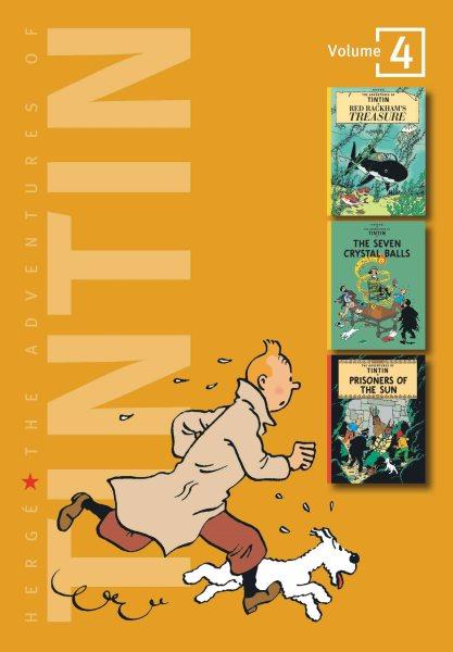 The adventures of Tintin[Volume 4]