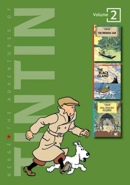 The adventures of Tintin[Volume 2]