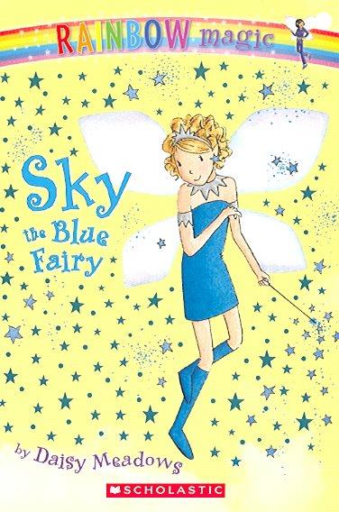Sky, the blue fairy