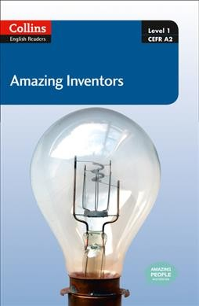 Amazing inventors /