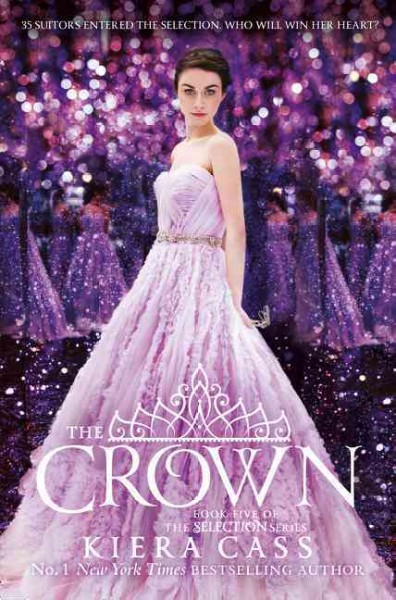 The Selection 5:The Crown 決戰王妃5:為愛加冕