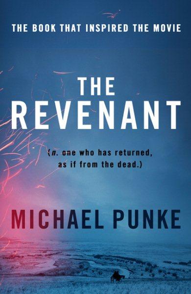The Revenant (MTI) 神鬼獵人(電影書封)