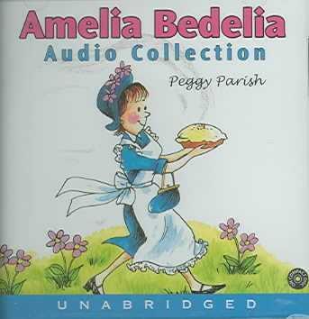 Amelia Bedelia (Book+ CD)