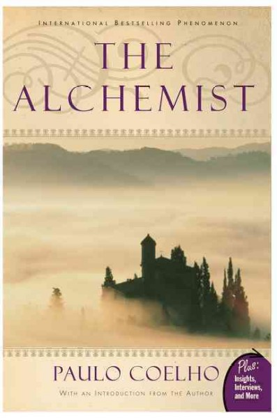 The Alchemist 牧羊少年奇幻之旅