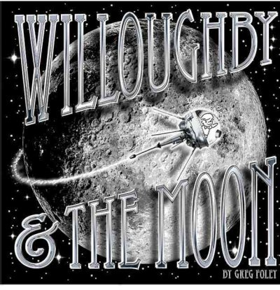 Willoughby & the moon 封面