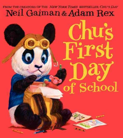 Chu's first day of school 封面