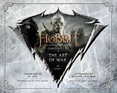 The hobbit- the battle of the five armies : : chronicles : the art of war