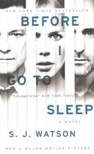 Before I Go To Sleep Movie Tie-in Edition: A Novel別相信任何人