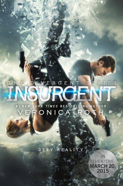 Divergent 2:Insurgent(MTI) 分歧者2 : 叛亂者(電影封面)