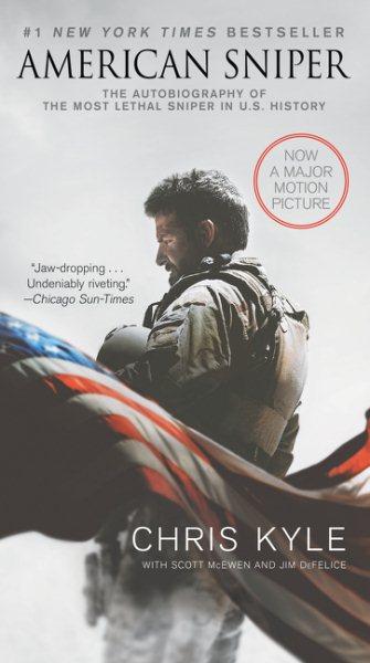 American Sniper(MTI) 美國狙擊手(電影封面)