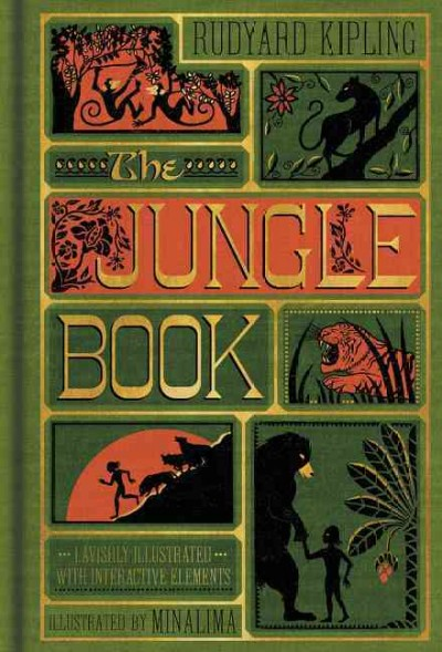 The jungle book /