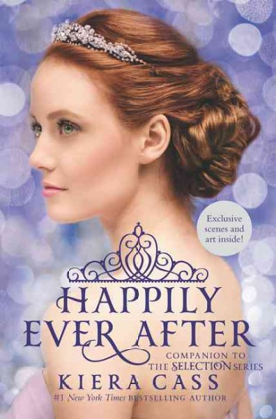 The Selection Stories 2:Happily Ever After 決戰王妃外傳2:從此以後