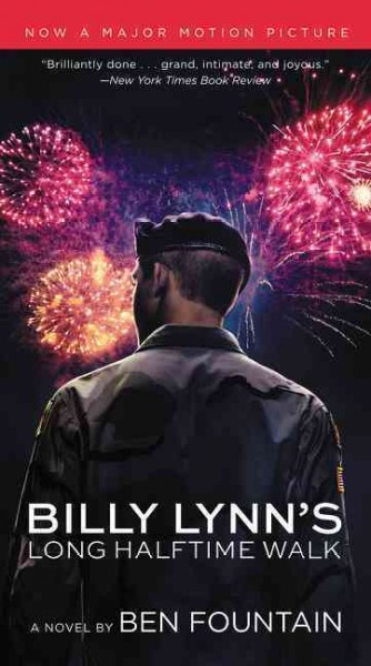 Billy Lynn``s Long Halftime Walk 比利林恩的中場戰事