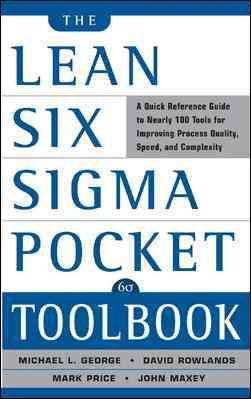 LEARN SIX SIGMA POCKET TOOLBOOK