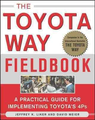TheToyota Way Fieldbook