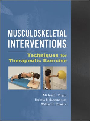 Musculoskeletal interventions : techniques for therapeutic exercise /