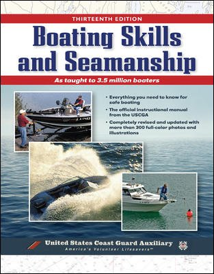 Boating skills and seamanship /