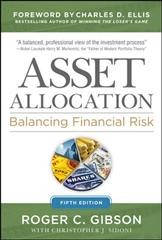 Asset allocation : : balancing financial risk