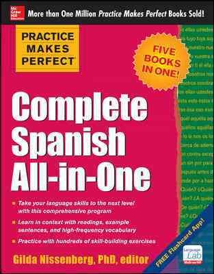 Complete Spanish all-in-one /