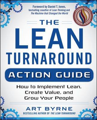 Lean Turnaround Fieldbook