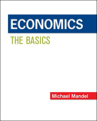 Economics : : the basics