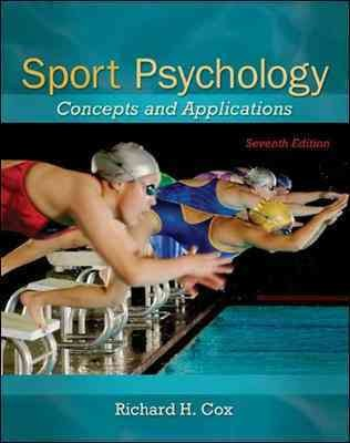 Sport psychology : concepts and applications /