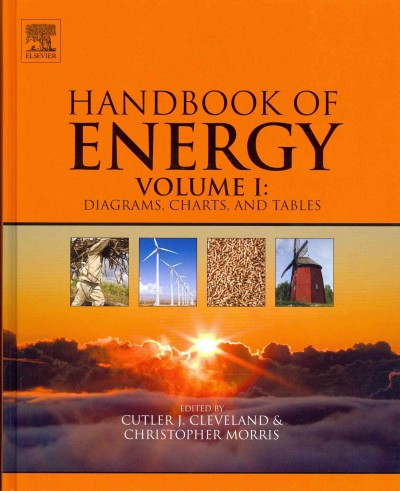 Handbook of energy.diagrams, charts, and tables.V.1