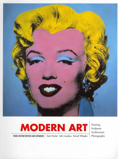 Modern art : painting, sculpture, architecture, photography /