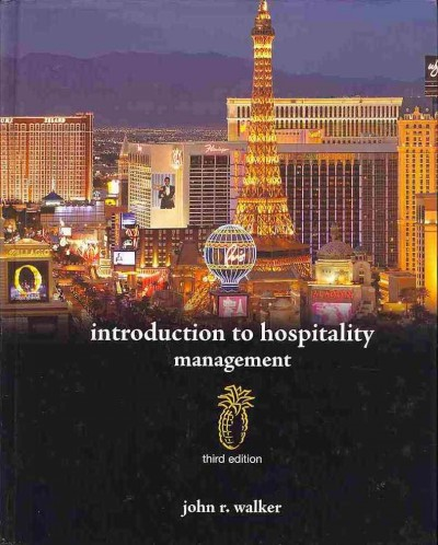 Introduction to hospitality management /