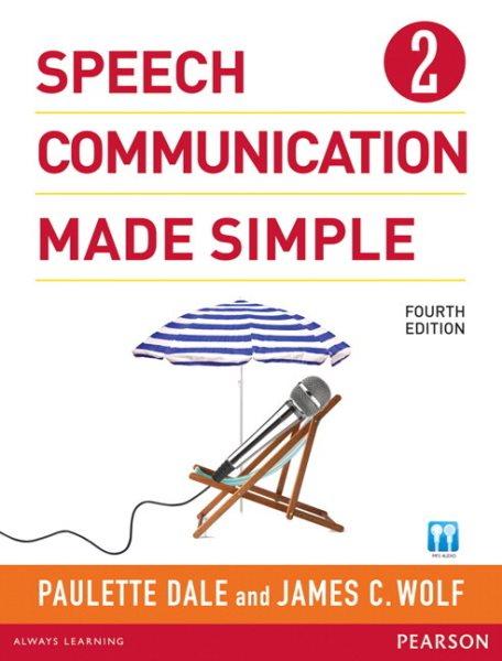 Speech communication made simple.
