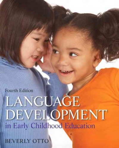 Language development in early childhood education /