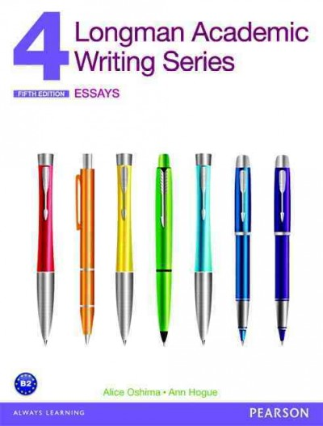 Longman academic writing series.