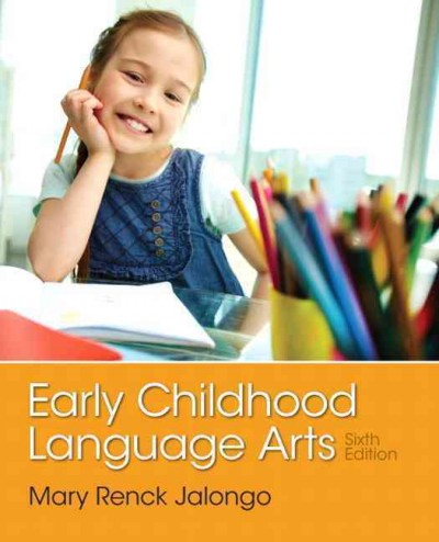 Early childhood language arts /