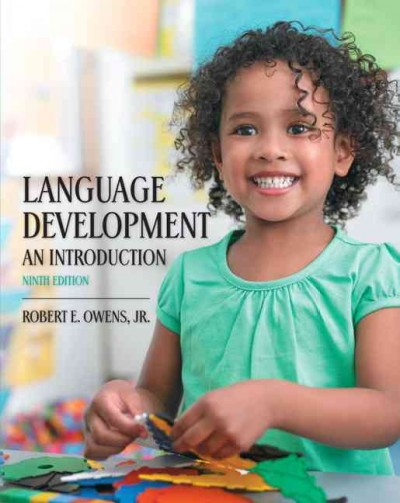 Language development : an introduction /