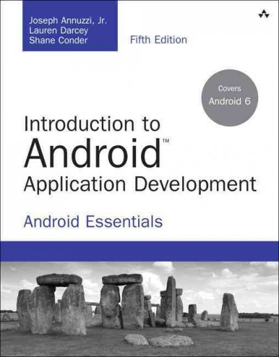 Introduction to Android application development : : Android essentials