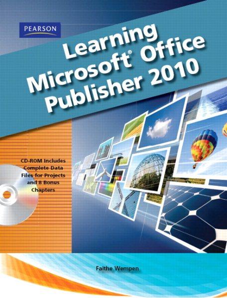 Learning Microsoft Publisher 2010 /