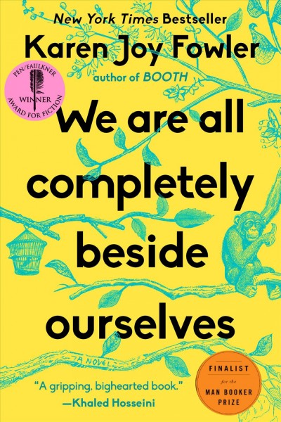 We are all completely beside ourselves /